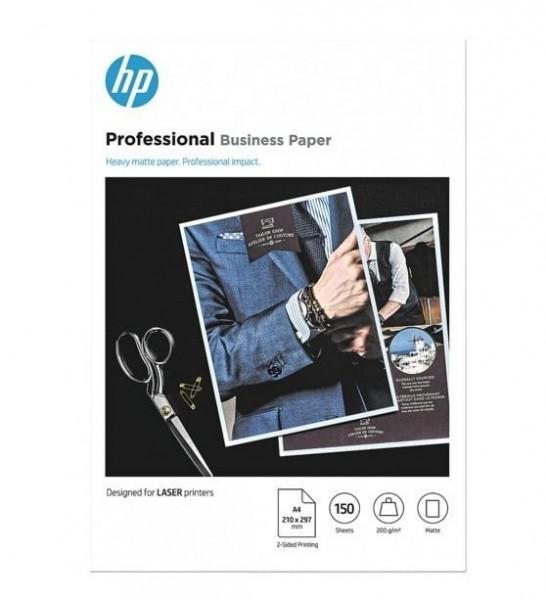 45120_HP_Profession_Laser_Matte_FSC_Papier_7MV80A_matt_A4_150_Blatt_200g/m²