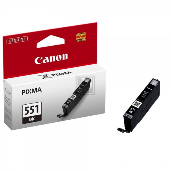 Canon CLI-551 BK (6508B001) OEM