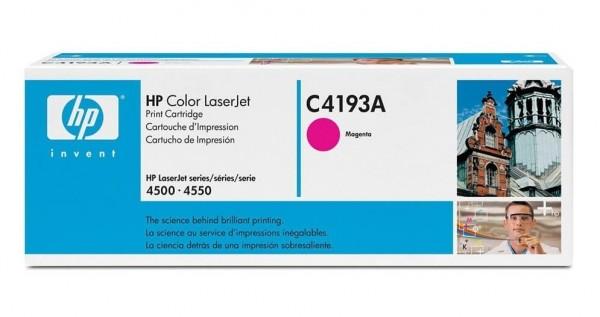 Original HP Toner 640A C4193A Laserjet LaserJet 4500 4500DN 4500N 4550 4550DN