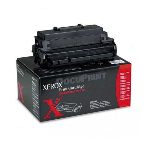 Original Xerox Toner 106R00442 schwarz für Docuprint P 1210 Neutrale Schachel