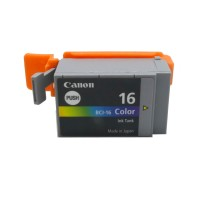 Canon BCI 16 COL (9818A002) OEM Blister
