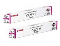 2x Original Canon Toner 2449B002 C-EXV 24 magenta iR 5880 6880 B-Ware