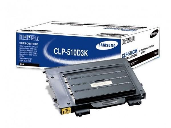 44046_Original_Samsung_Toner_CLP-510D3K/ELS_für_CLP-510_Neutrale_Schachtel