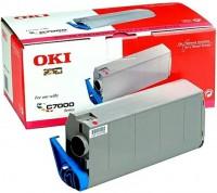 Original OKI Toner 41963006 magenta für C 7100 C7300 C7500 C7350 B-Ware