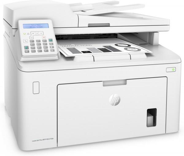 HP Laserjet Pro MFP M227fdn (G3Q79A) Multifunktionsdrucker generalüberholt