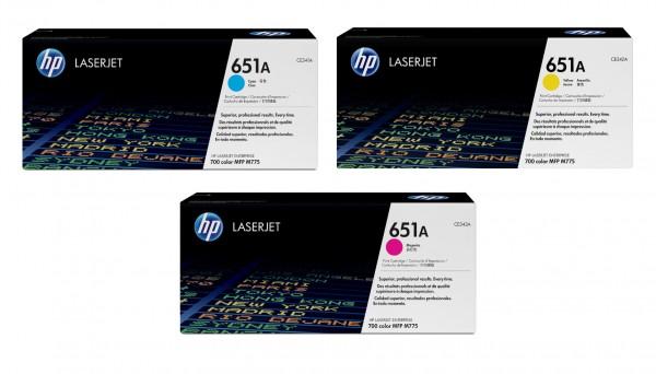 44357_3x_Original_HP_Toner_CE341A_CE342A_CE343A_für_LaserJet_MFP_M_775