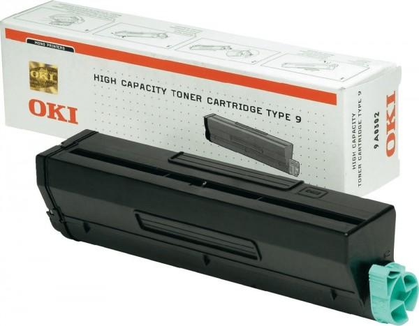 Original OKI Toner 1101202 schwarz für B 4300 4350 4500 4550