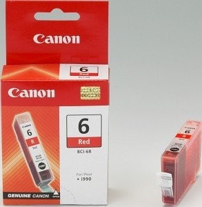 Canon BCI-6 rot (8891A002/8891A007) OEM