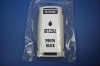 HP 72XL PHBK Reman