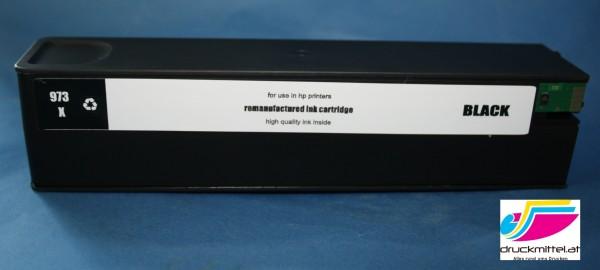 HP 973X BK Tinte (L0S07AE) Reman