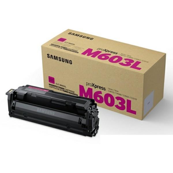 Original SAMSUNG Toner CLT-M603L für ProXpress C 4010 4060 B-Ware