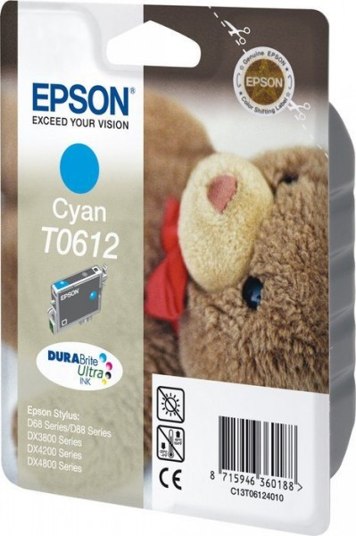 Epson CY T0612 (C13T06124010) OEM
