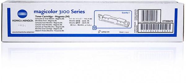 Original Konica Minolta Toner 1710490-003 magenta für Magicolor 3100 B-Ware