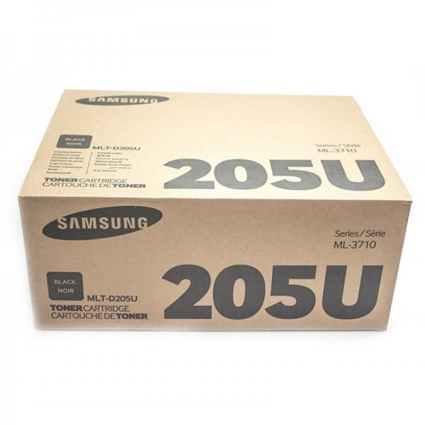 Original SAMSUNG Toner MLT-D205U Schwarz für ML 3710 B-Ware