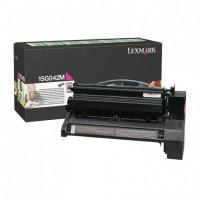 Original Lexmark Toner 15G042M magenta für C752 C762 X752 X762
