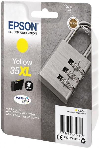 Epson 35XL YE (C13T35944010) OEM