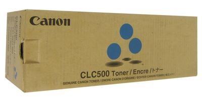 Original Canon Toner 1426A002 CLC 500 cyan für CLC 500 550 Kodak 1550 1575