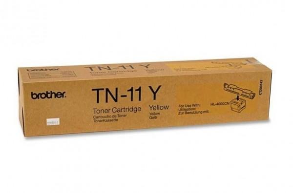 43940_Original_Brother_Toner_TN-11Y_gelb_für_HL_4000
