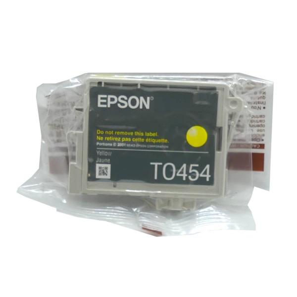 Epson T0454 YE (C13T04544010) OEM Blister