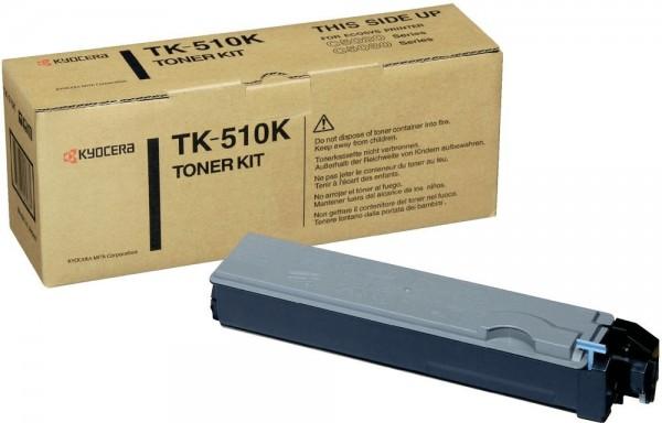 Original Kyocera Toner TK-510K für FS-C 5020 5025 5030 Neutrale Schachtel