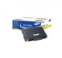 Original SAMSUNG Toner CLP510D5Y/ELS gelb für CLP-510 Neutrale Schachtel