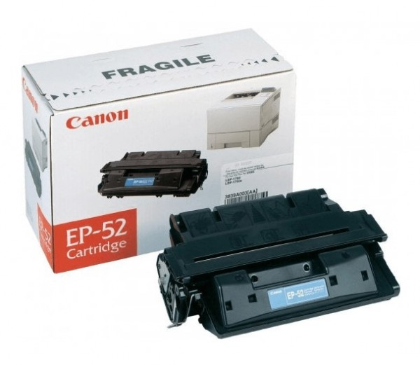 Original Canon Toner 3839A003 EP-52 für LBP 1700 1750 1760 1760e B-Ware