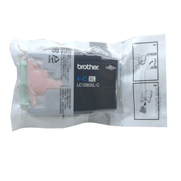 Brother LC1280XLC CY OEM Blister