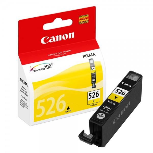 Canon CLI-526 YE (4543B001) OEM
