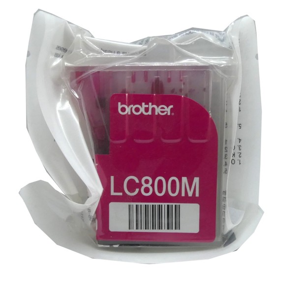 Brother LC 800 MG OEM Blister