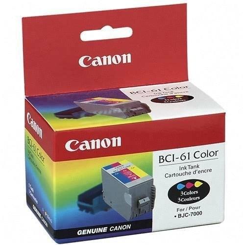 Canon BCI-61 COL (0968A008) OEM