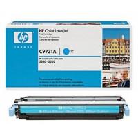Original HP Toner 645A C9731A cyan für LaserJet 5500 5550 Neutrale Schachtel