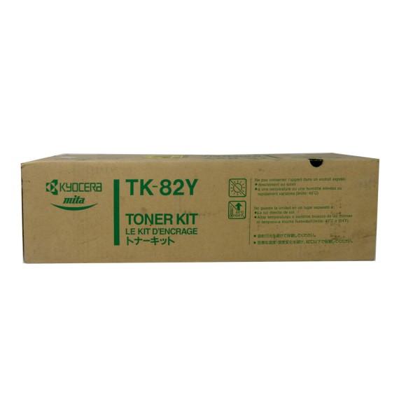 45782_Original_Kyocera_Toner_TK-82Y_Yellow_370093KL_für_FS-8000_Serie_B-Ware