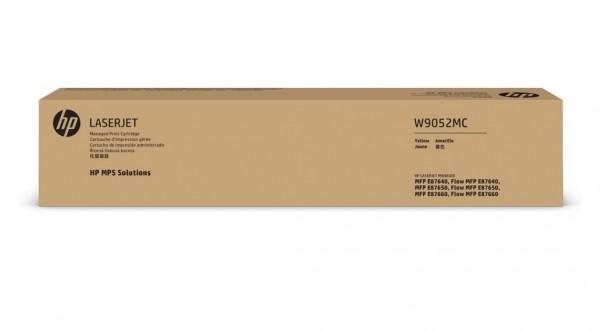 45253_Original_HP_Toner_W9052MC_gelb_für_LaserJet_E_87600_87655_87640