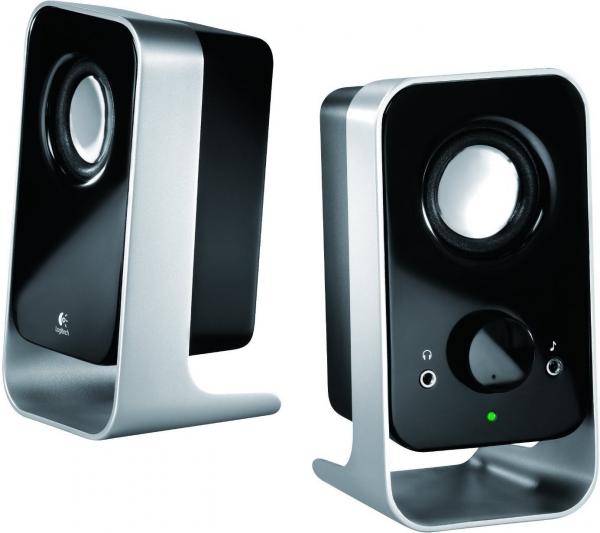 Logitech LS11 Stereo Lautsprecher