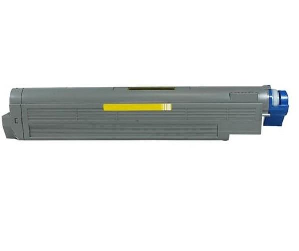 Original OKI Toner 42918925 gelb für ES3640 Series Neutrale Schachtel