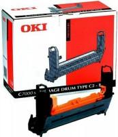 Original OKI Trommel 41962808 schwarz für C7100 C7300 C7350 B-Ware
