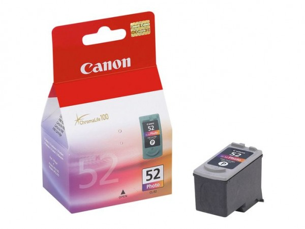 Canon CL-52 COL photo (0619B001) OEM