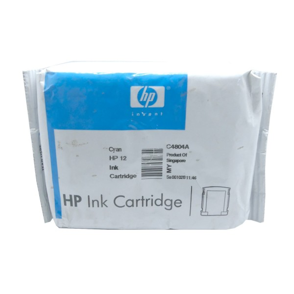 HP 12 CY (C4804A) OEM Blister