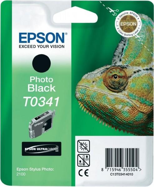 Epson T0341 BK (C13T03414010) OEM