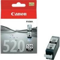 Original Canon Tinte Patrone PGI-520BK MP 560 620 630 640 980 990 MX 860 870