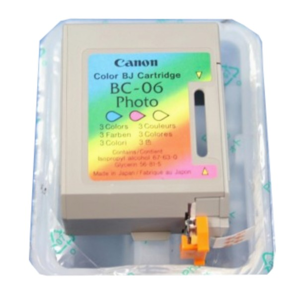 Canon BC-06 (886A002) OEM Blister