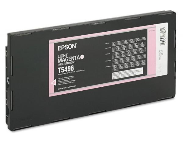 Original Epson Tinte T5496 magenta hell für Stylus Pro 10600 B-Ware