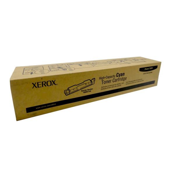 Original Xerox Toner 106R01144 cyan für Phaser 6300DN 6350DX