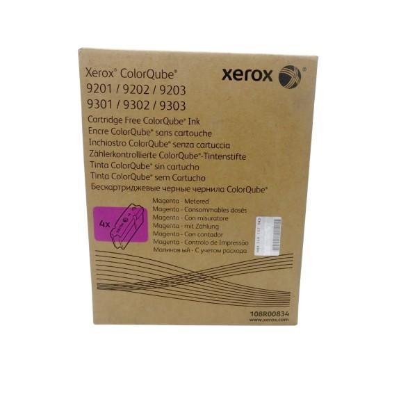 Original Xerox Tinte 108R00834 magenta für ColorQube 9201 9202 9203 9300
