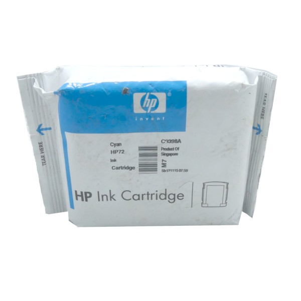 HP 72 CY (C9398A) OEM Blister