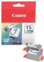 Canon BCI-15 COL 2er-Pack (8191A002) OEM