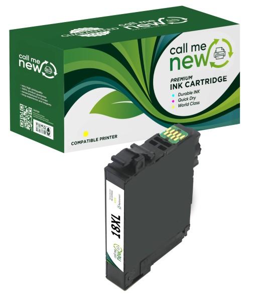 REMAN DRUCKER PATRONE yellow für Epson 18XL Expression 30 102 202 302 402
