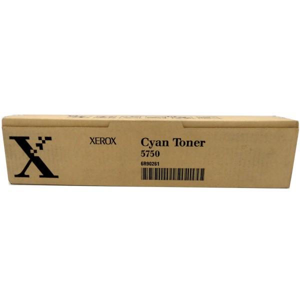 Original Xerox Toner 6R90261 cyan für DocuColor 5750 5759 Neutrale Schachtel