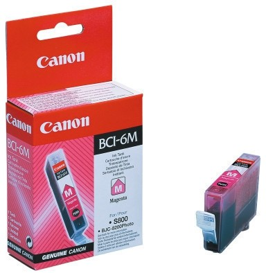 Canon BCI-6 MG (4707A002/4707A014) OEM