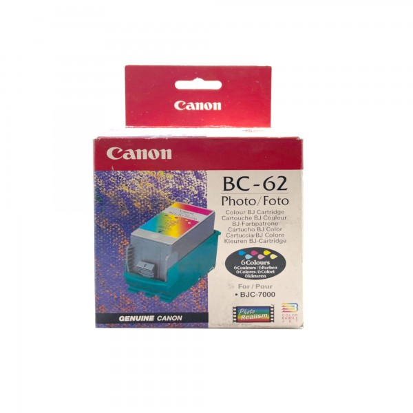 Canon BCI-62 Photo Col (0969A002) OEM